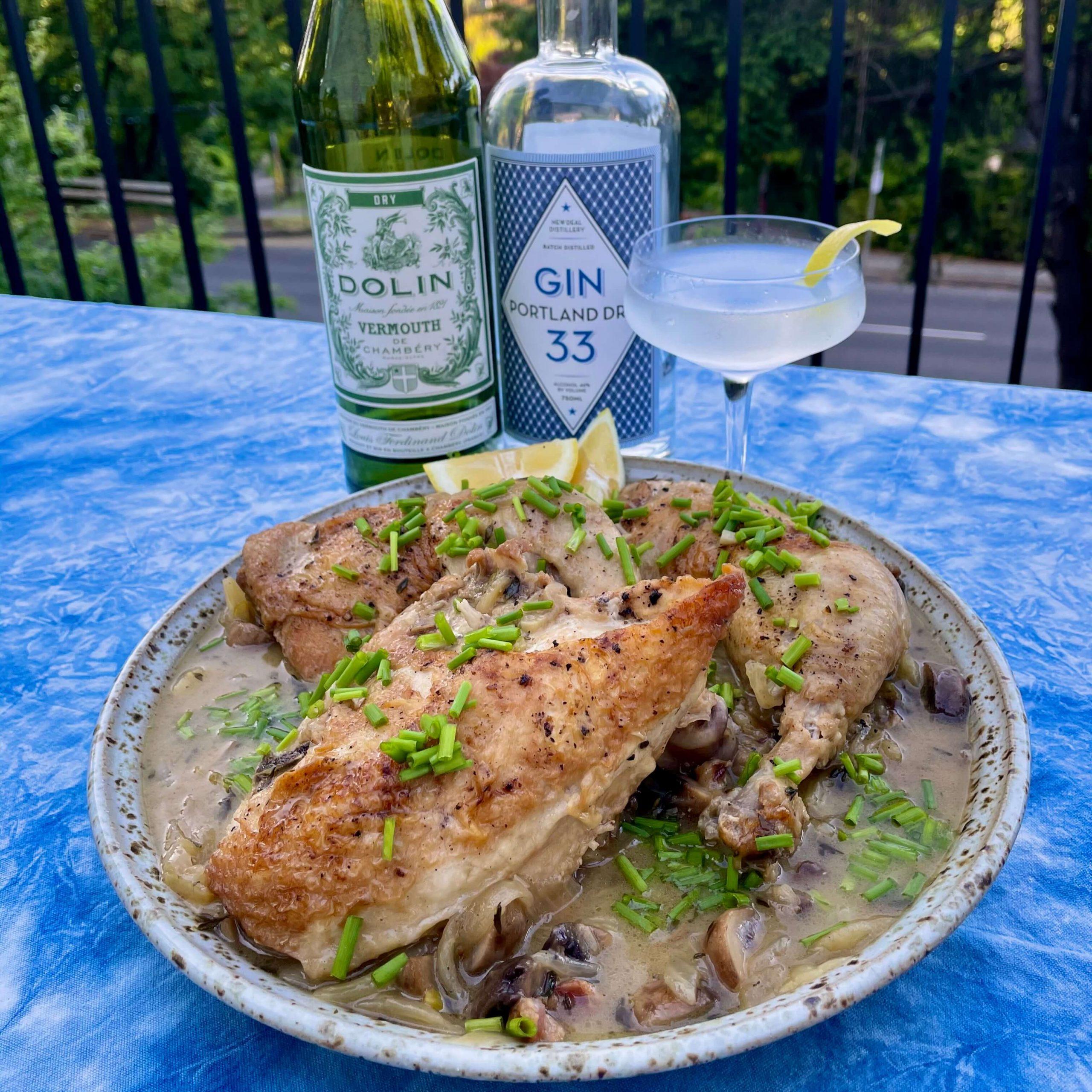 new deal martini chicken recipe