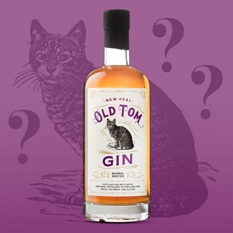 what is old tom gin?
