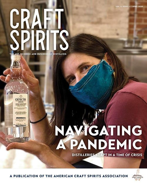 Craft Spirits Magazine April 2020