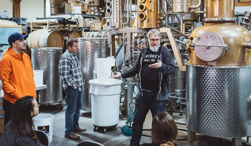 New Deal Private Whiskey Making Classes