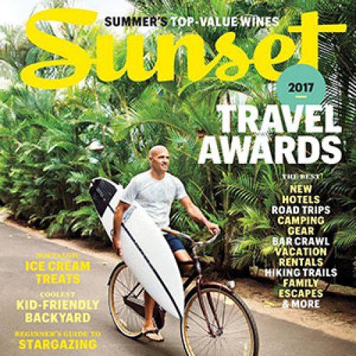 Sunset Magazine 10 best distilleries in the West